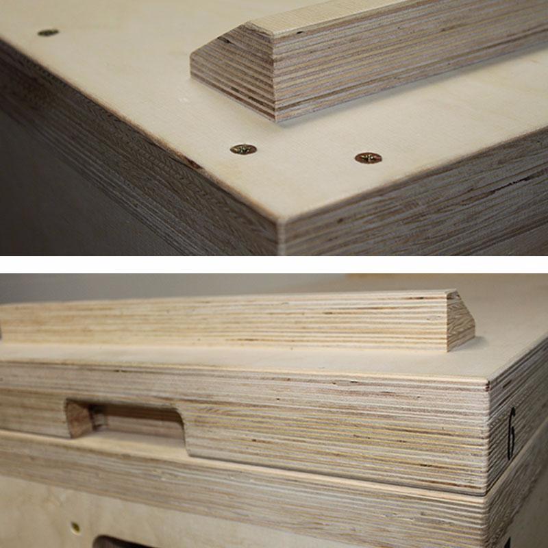 Cajones atx estantes de madera para peso pesado - Madera para estantes ...