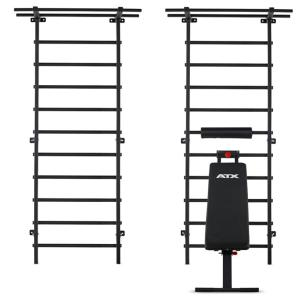 ATX® WALL BAR GYM - Barras de pared con banco