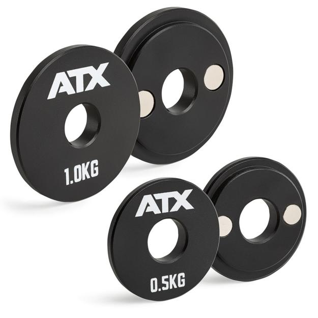 ATX® Magnetic Add-Weight / Selección 0,5 + 1 kg