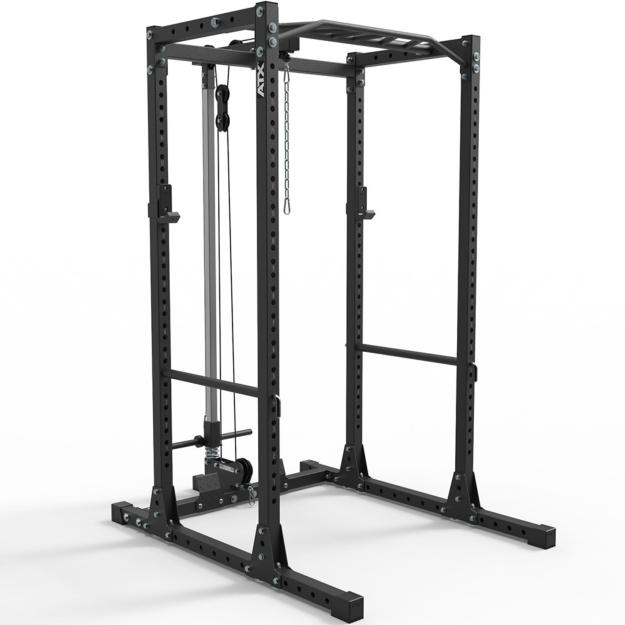 ATX® POWER RACK PRX-650-LTO-520 Altura 218 - Estación completa