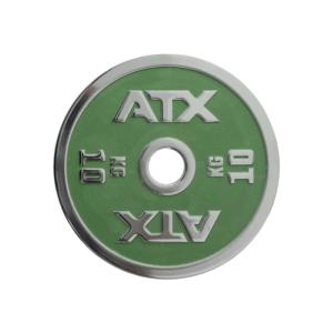 ATX® Discos de peso de Powerlifting, 50 mm
