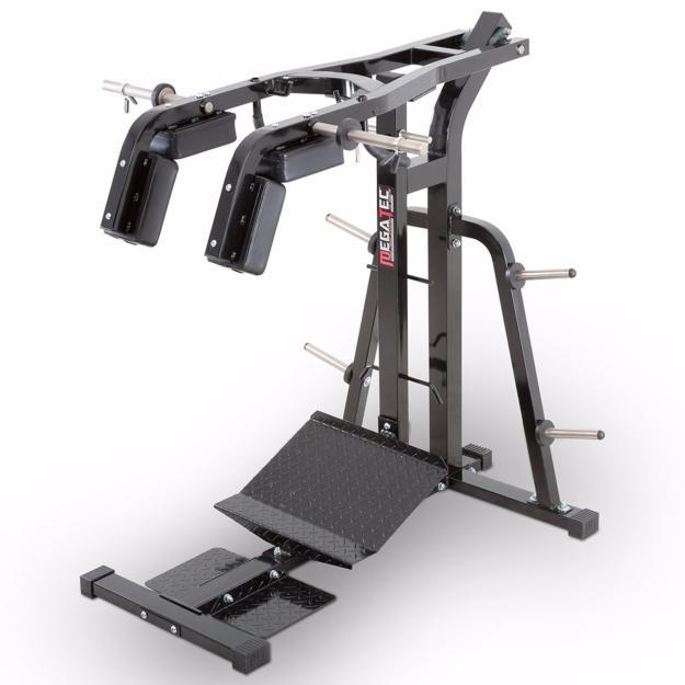 Maquina de sentadillas hack