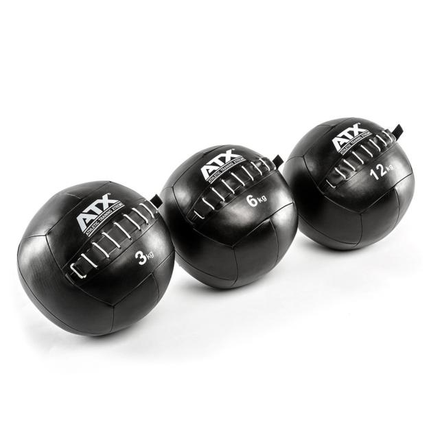 Balones - ATX® Wall Balls - Doble cubierta - negros