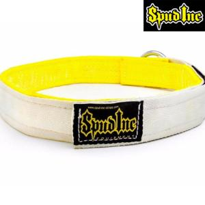 SPUD Inc. - Bench Belt - Cinturón de banco, amarillo - Tallas M - XXL
