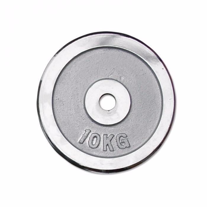 Discos de peso de 30 mm de cromo