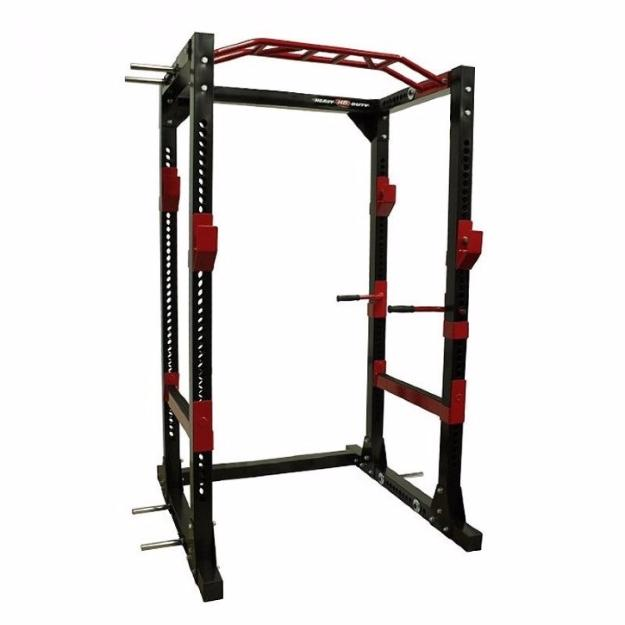 HEAVY DUTY - POWER RACK II - Jaula Multifuncional de musculación