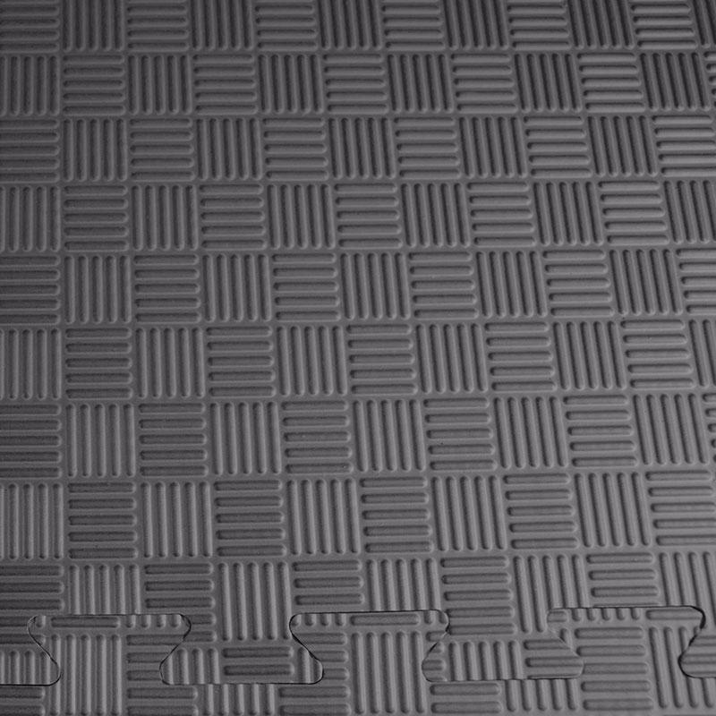 Suelo de goma tipo puzzle universal para aerobic o artes - Suelo de caucho ...