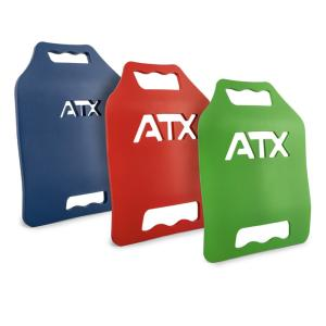 ATX® Tactical Weight Vest Plates - Placas de chaleco en 3 pesos
