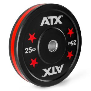 ATX® Discos Bumper, 50mm, acabado en color