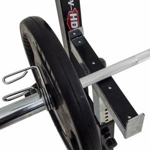 Rack Heavy Duty - Squat Stands - con barras de seguridad ajustables