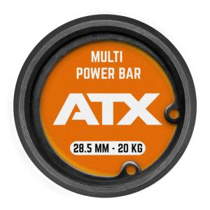 ATX® Cerakote Multi Bar - Barra olímpica - Hunter Orange