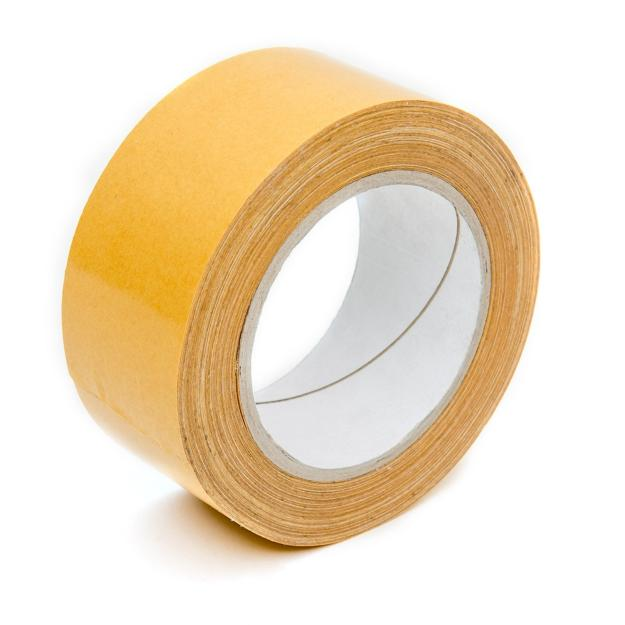 Grip Tape - Cinta adhesiva de doble cara - Rollo 25 m x 50 mm