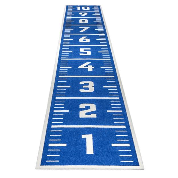 Cesped artificial - Funcional Speed Track 10 m x 130 cm - Azul