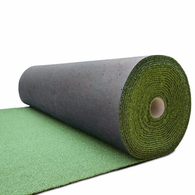 Esteras y alfombras de caucho material de entrenamiento for Alfombra cesped artificial