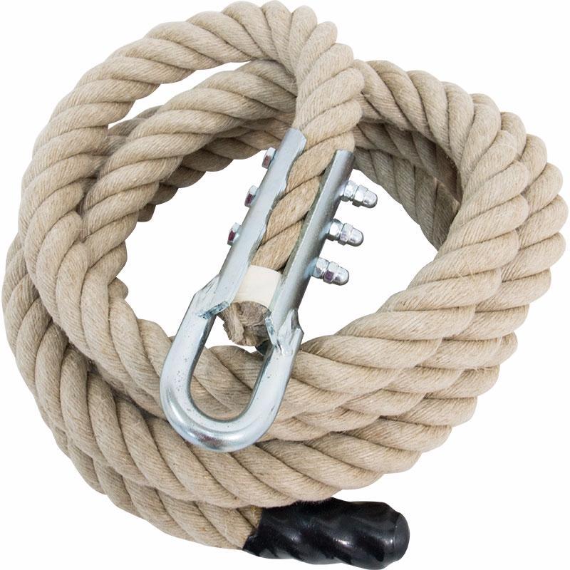 atx cuerda para escalar de camo genuino hq con ojal metros
