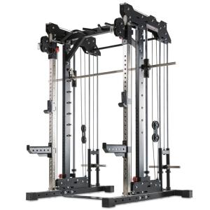 Multigimnasio profesional Barbarian-line - Smith Cable Rack
