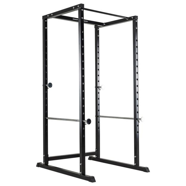 Heavy Duty - Power Rack 06 - Jaula de entrenamiento básica